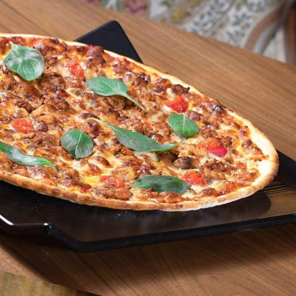 پیتزا ایتالیایی باربیکیو رستوران گاجره