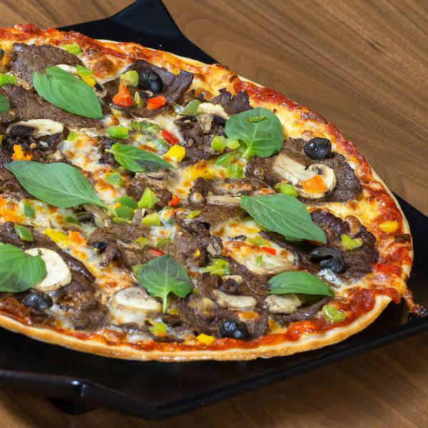پیتزا استیک گاجره پلاس